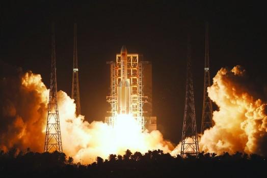 """018年中国航天发射计划:今年发射次数预计35次"""""""