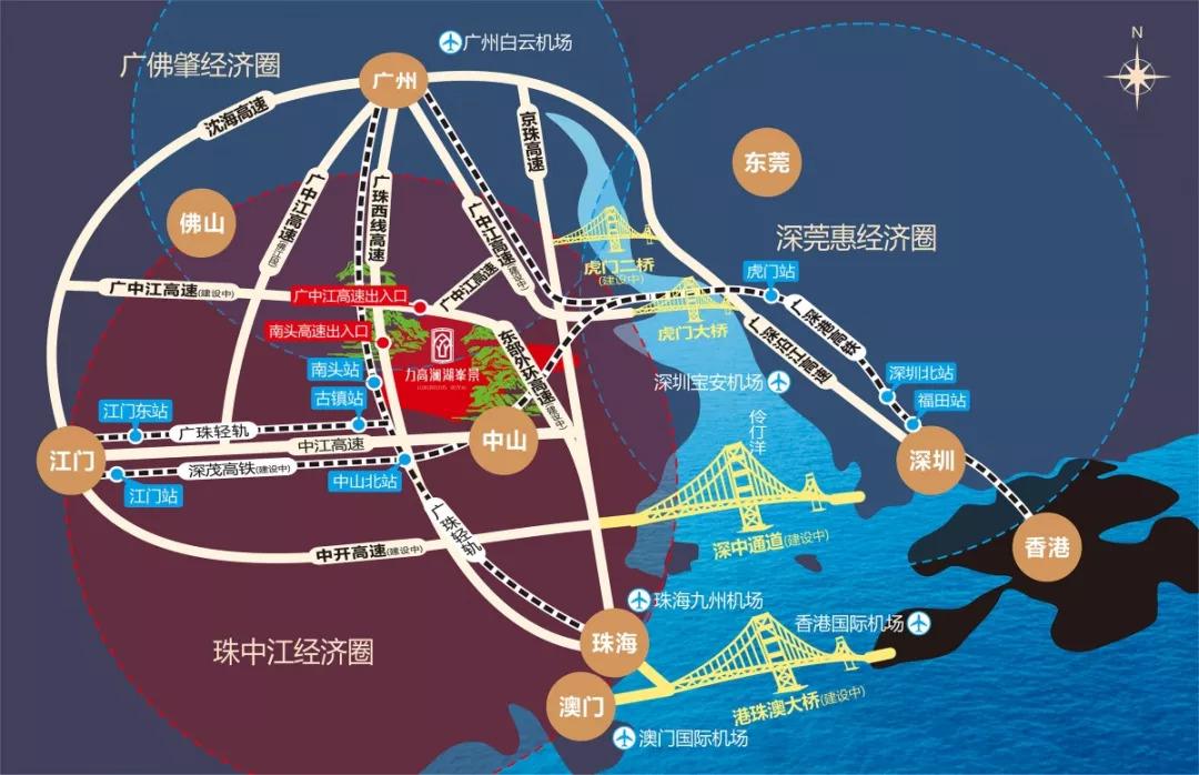 """粤港澳大湾区""""区块链""""发展提速,将带来3大红利"""