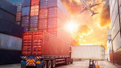 """中国第一个""""区块链+港口""""项目将在上海和广州试行"""